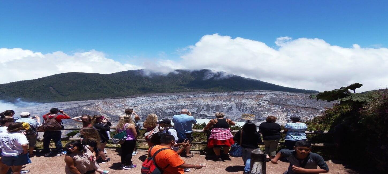 volcanoes of costarica