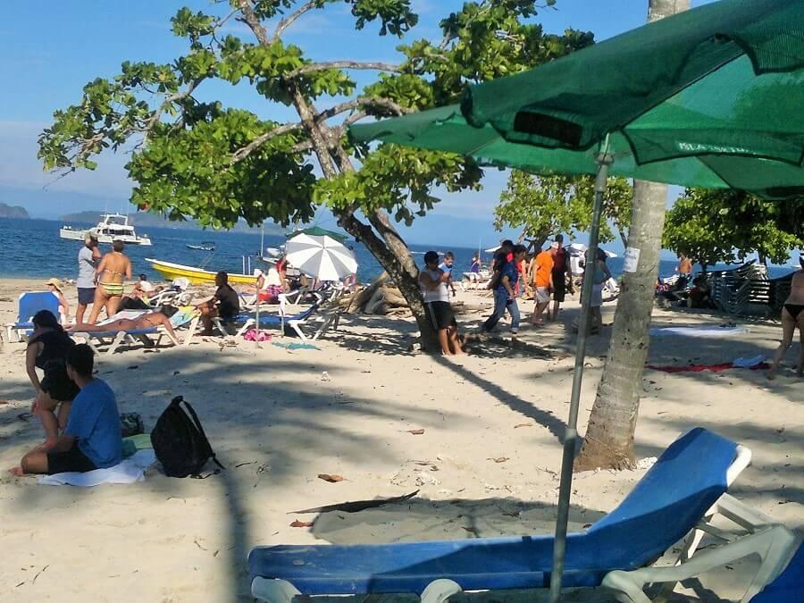 beach tortuga costa rica