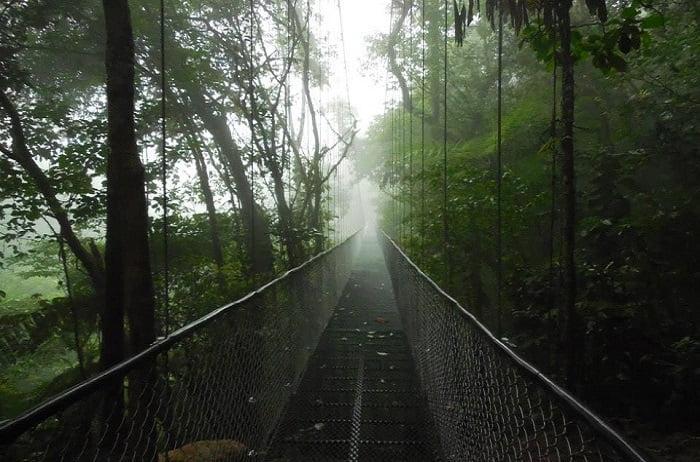 .Puentes Colgantes San Luis