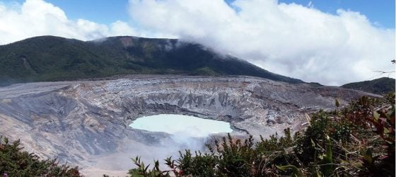 poas volcano tour costa rica