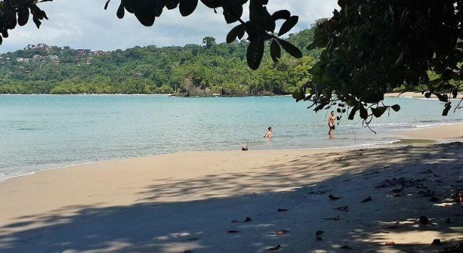 Costa Rica park manuel antonio
