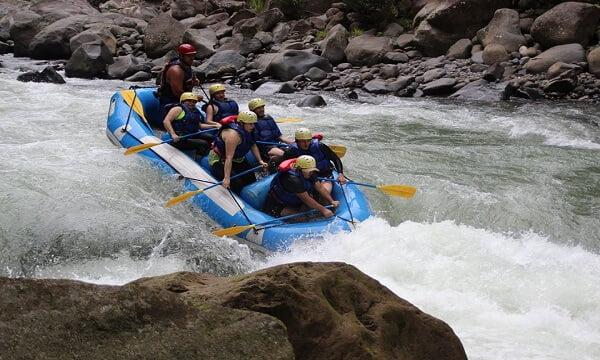 pacuare river tour