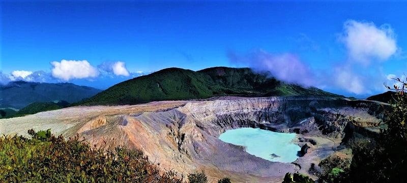 Poas Volcano trip.