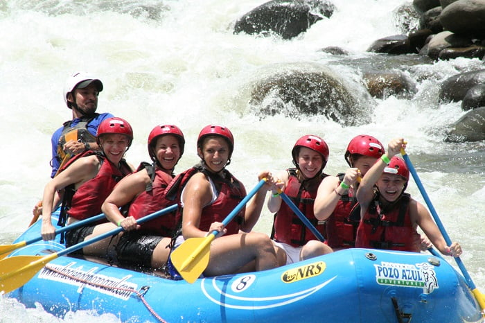 Rafting Sarapiqui 1