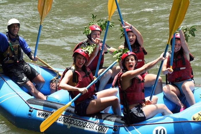 Rafting Sarapiqui 2