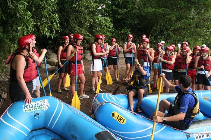 Rafting Sarapiqui