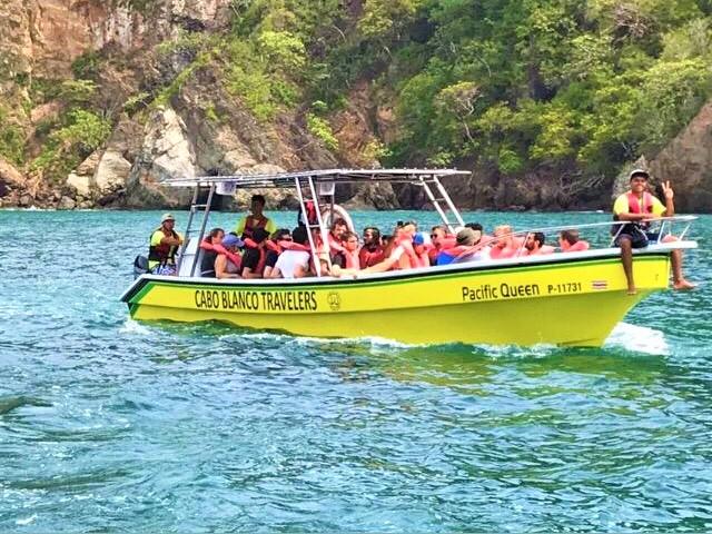 TORTUGA ISLAND TRIPS