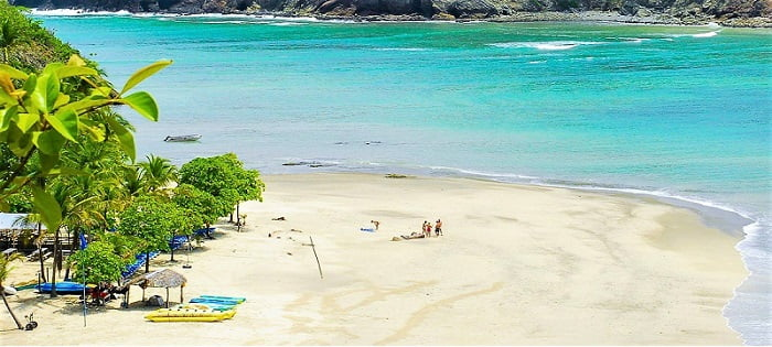 Isla-Tortuga -tour