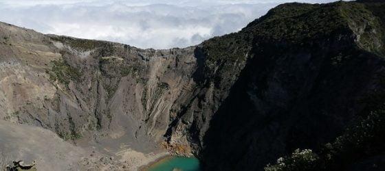 irazu volcano tour