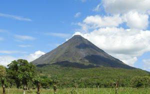 La Fortuna-Arenal volcano