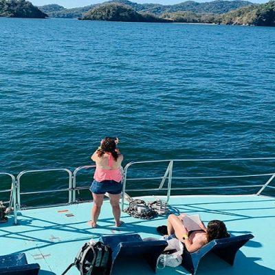 TORTUGA ISLAND TRIP