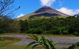 arenal volcano park