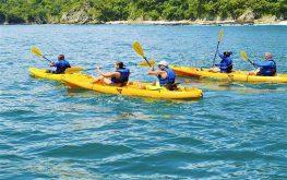 kayaking in manuel antonio